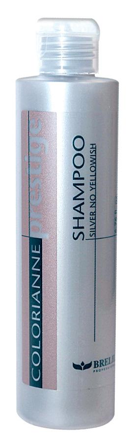 Шампунь для нейтрализации желтизны COLORIANNE Prestige Shampoo